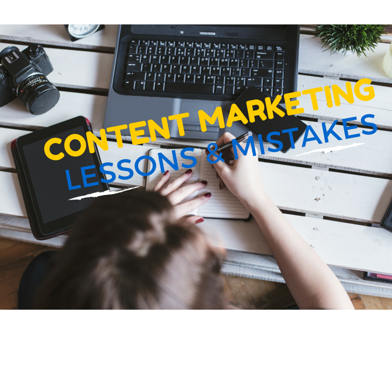 How to Avoid these Common Content Marketing Mistakes
