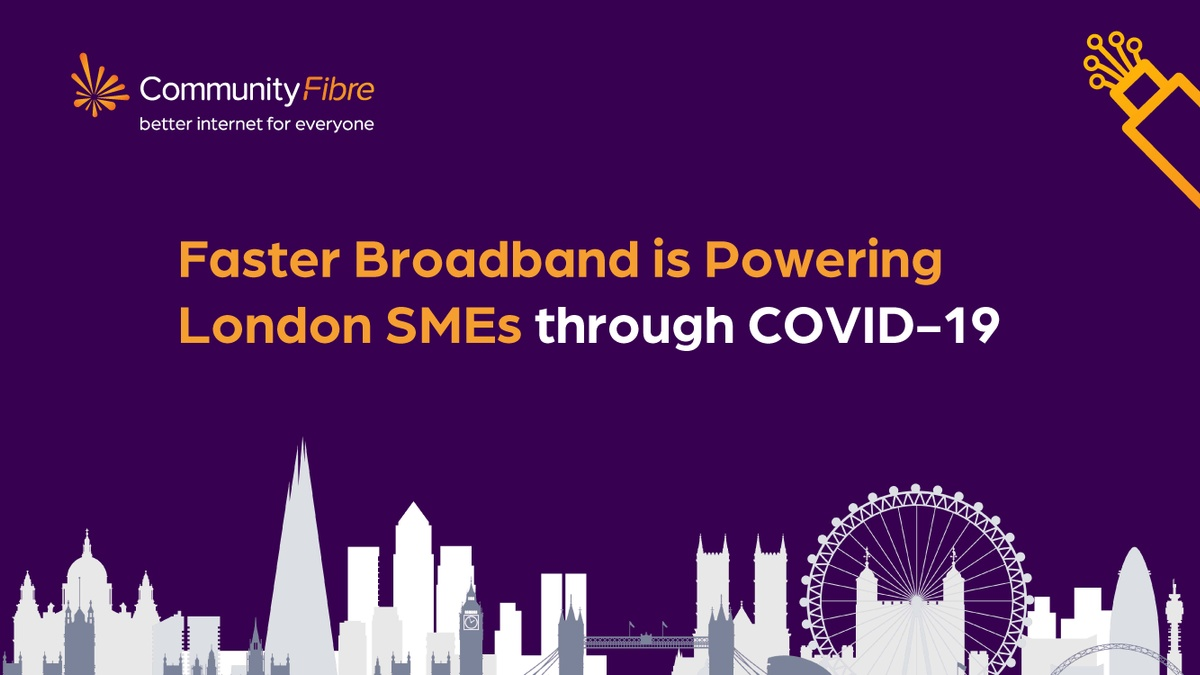 Research reveals inadequate broadband is impacting the bottom line for London's SMEs