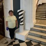 Monica  at PUBLIC Hall