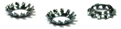 Countersunk External tooth Lock washers