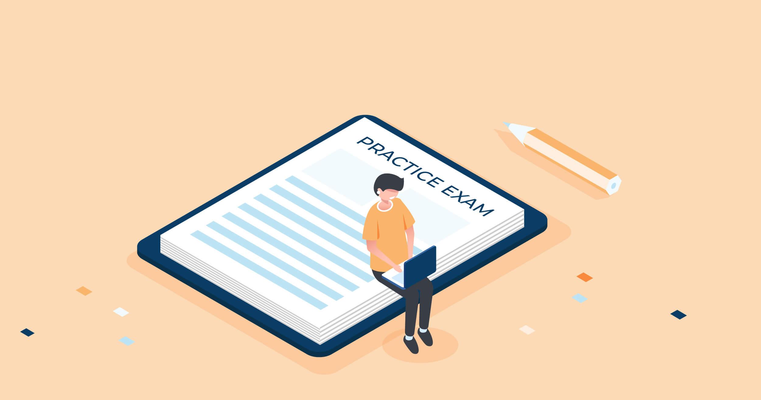 UCAT Practice Exam Image
