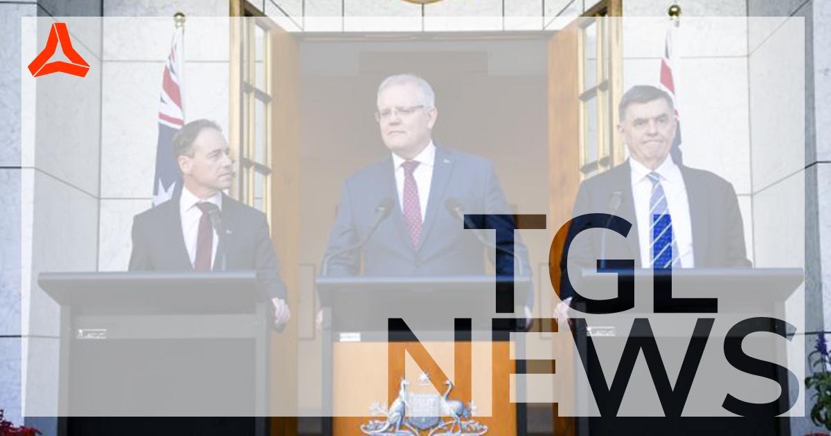 TGL Newsroom Prime Minister Australia Scott Morrison Financial Assistance Covid-19 Businesses