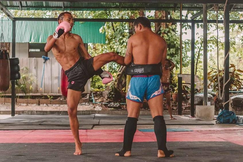 Thaïlande voyage sportif