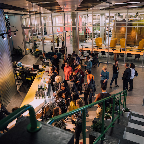 Huckletree_West_Event