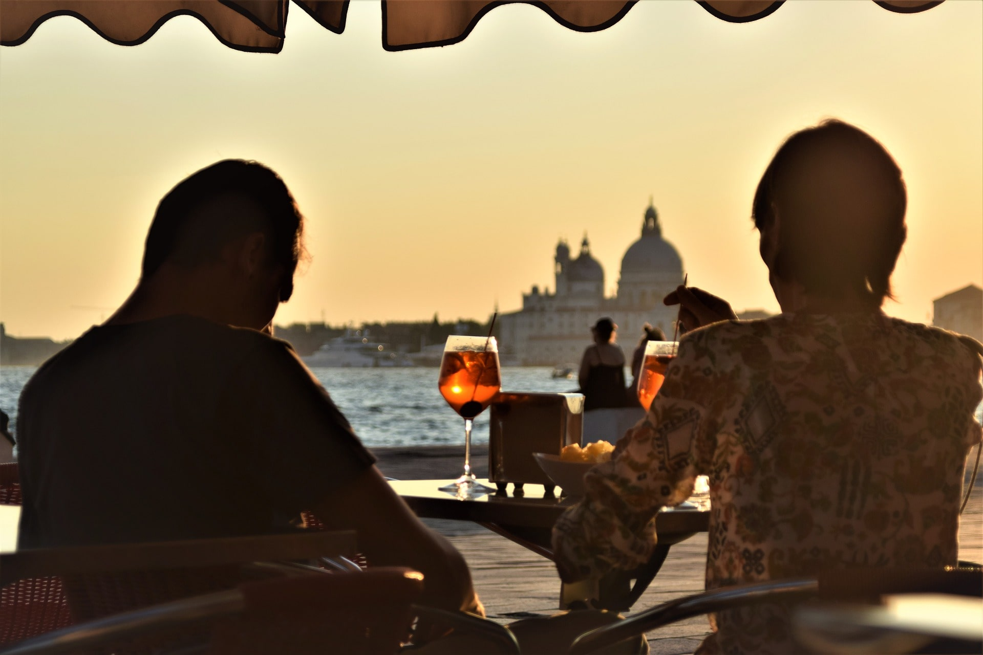 Indulging in Aperol Spritz is a fun thing to do in Italy