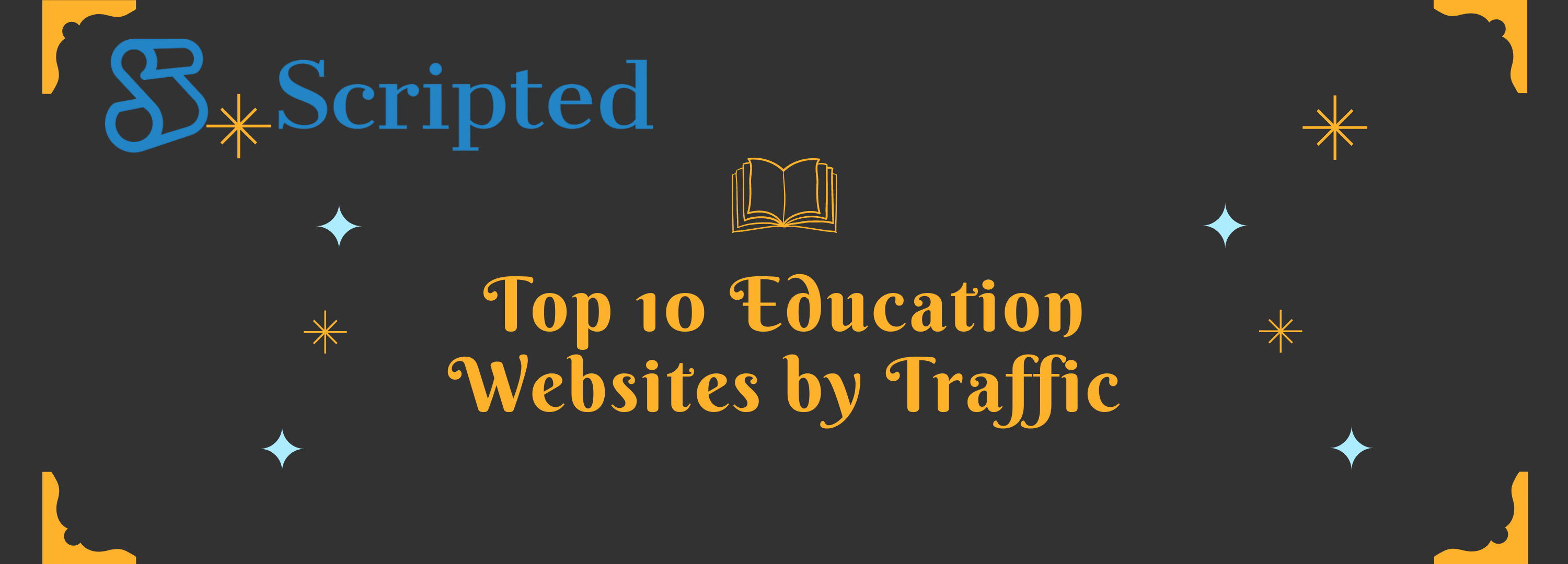 Top 10 Education Websites by Traffic
