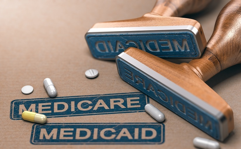 The differences between Medicare and Medicaid - Medicare part A - B - D