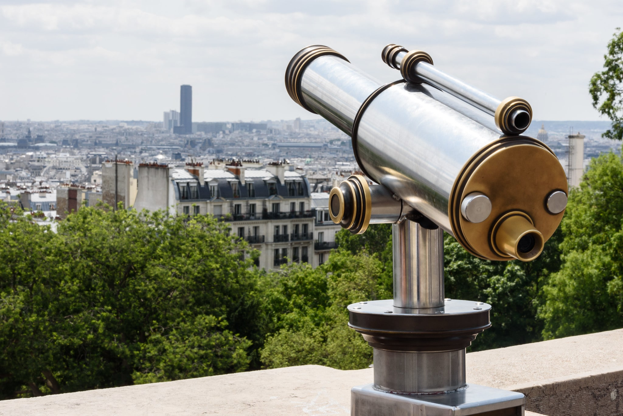 Seeing the City of Lights from above is a fantastic thing to do in France