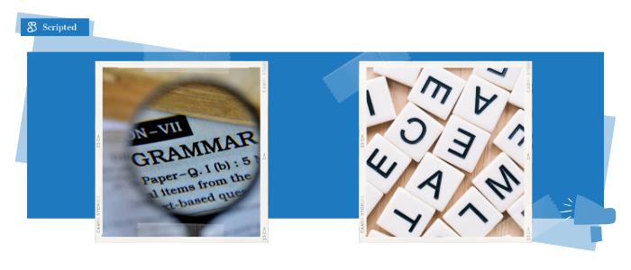 learn grammar