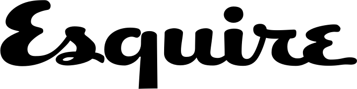 Esquire black logo