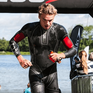 "Triathlete Rhys Davey Gets ""Keen"" on Coaching"