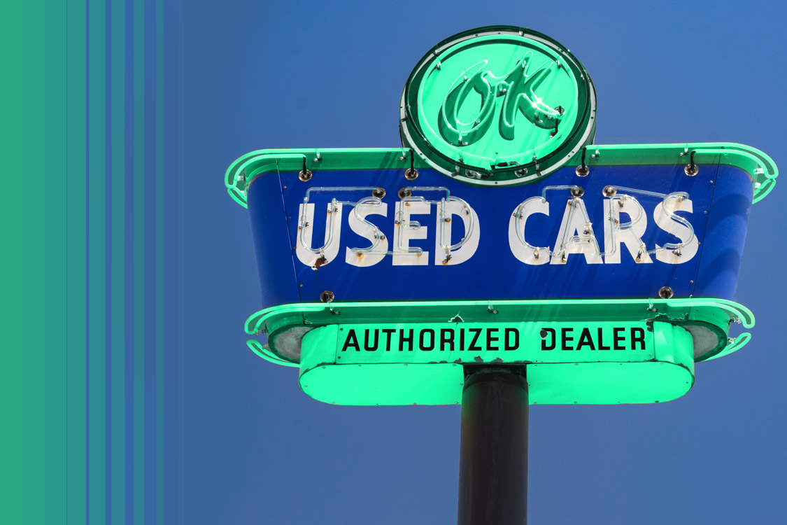 Using Car Dealerships as a Source of Information