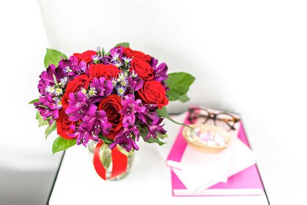 Alternatives to Roses on Valentine's Day