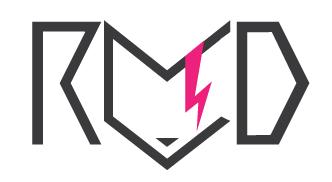 Rebel Cat Designs integrated logo