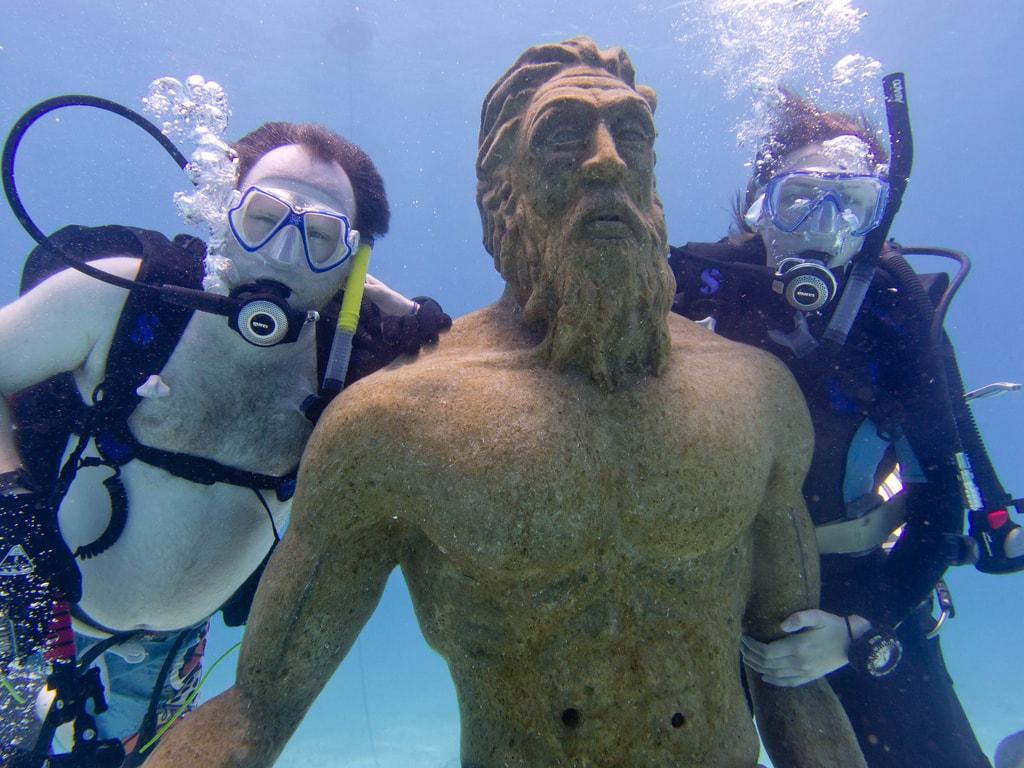 scuba diving Rosario Islands Colombia