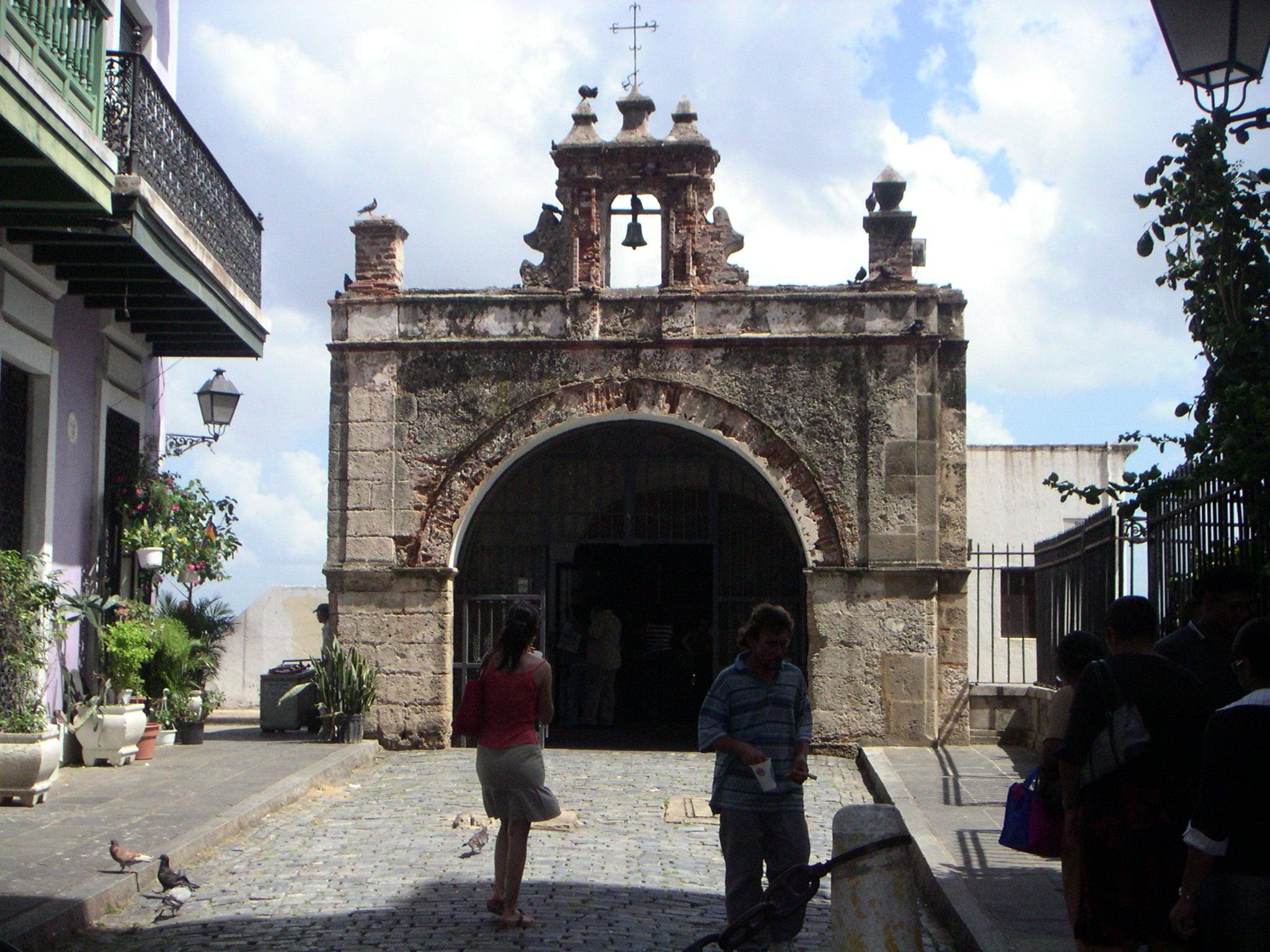 Capilla del Santo Cristo is a top Puerto Rico landmark