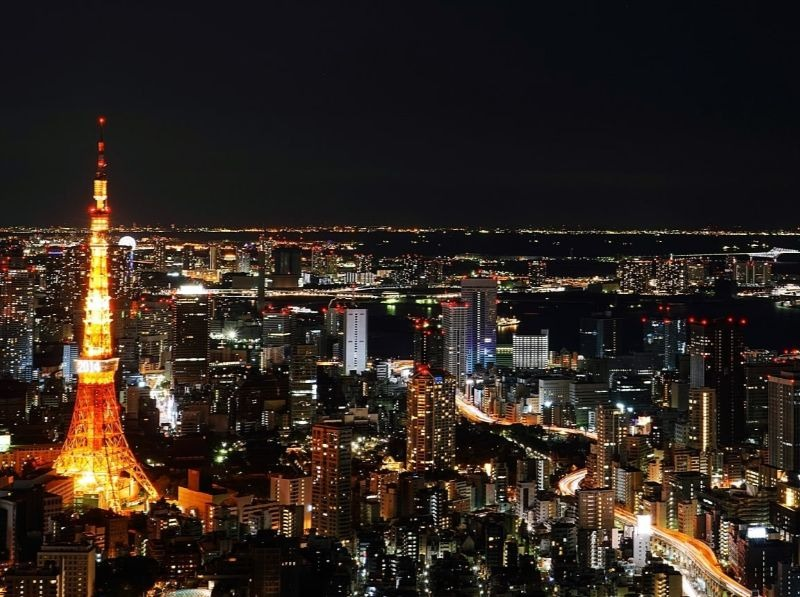 10 Awesome Things to Do in Tokyo at Night