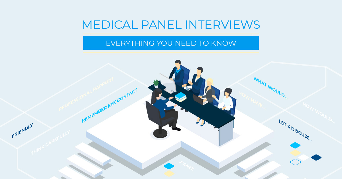 medical panel interviews