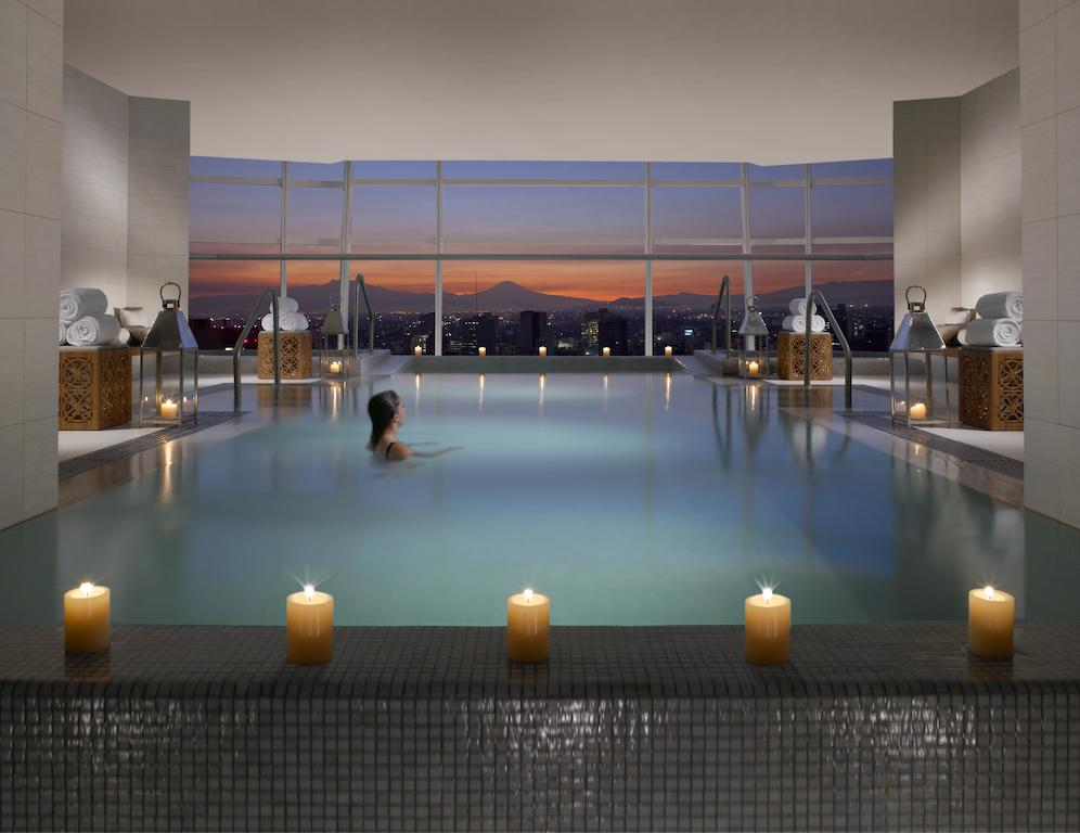 St. Regis Mexico City is so lux that it feels like a Mexico City resort