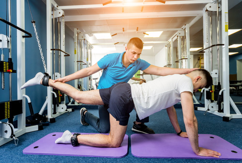 physical therapy month exercise ideas
