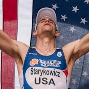 professional triathlete and Endless Pool owner Andrew Starykowicz