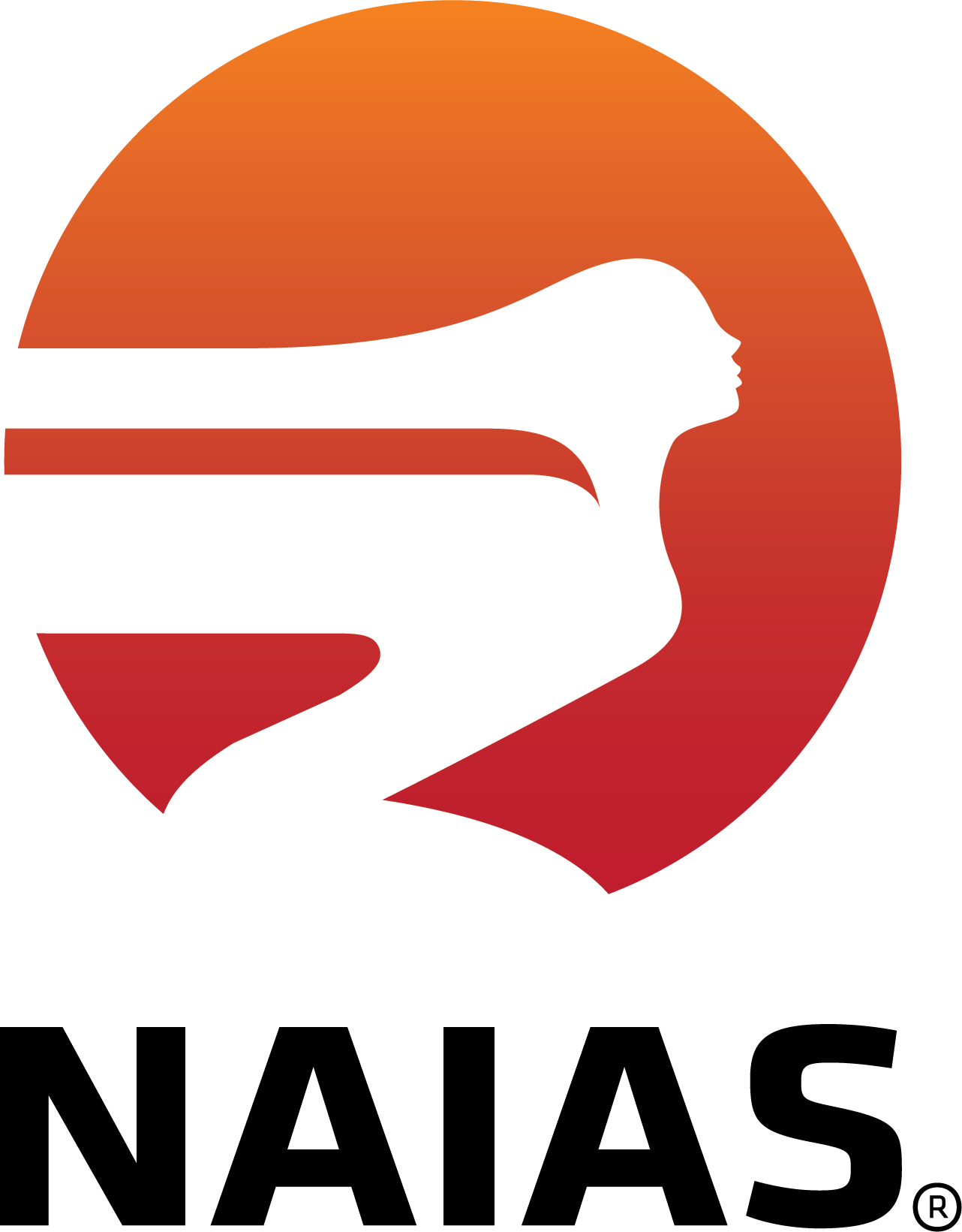 NAIAS Vertical Logo