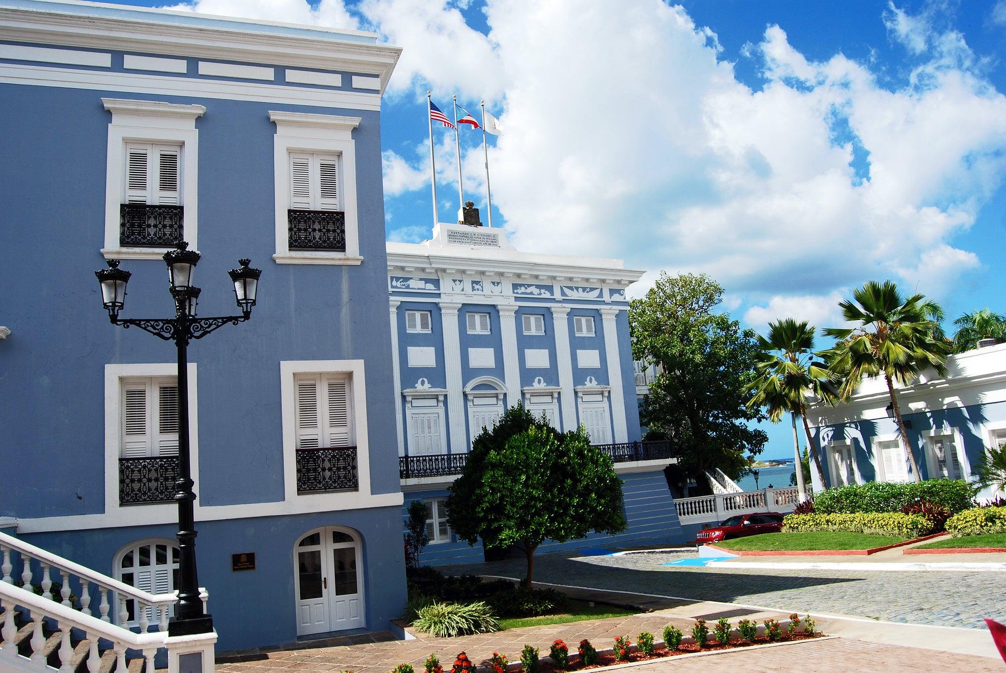 La Fortaleza is a top Puerto Rico landmark