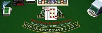 Springbok Casino Blackjack