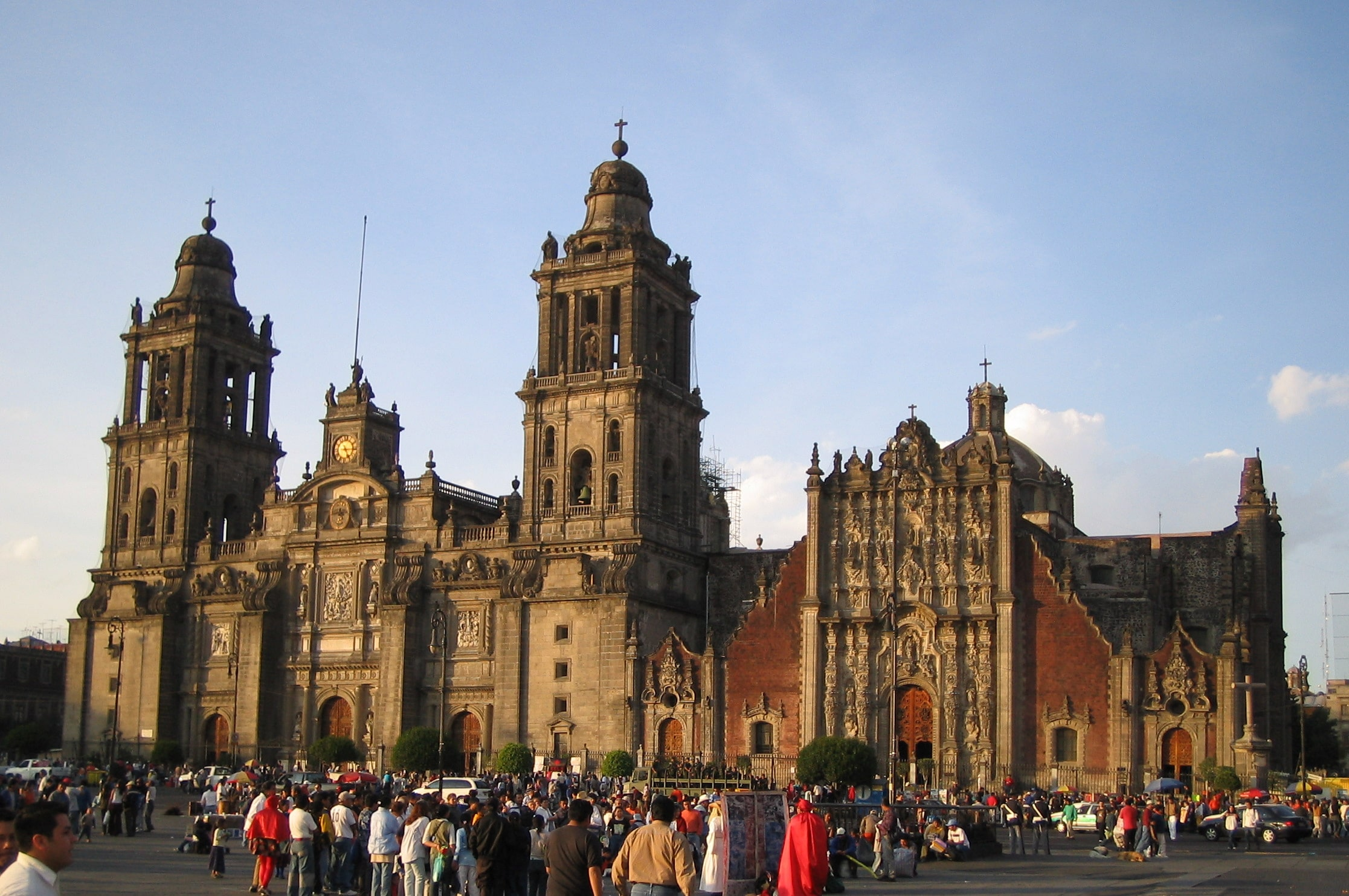 Always is the best time to visit Mexico City