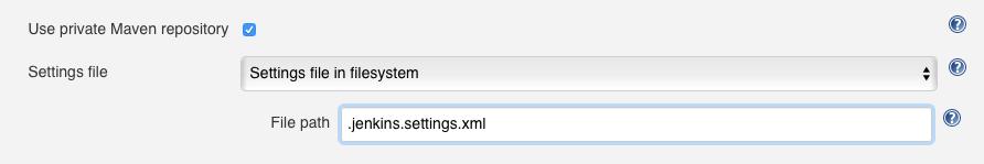 maven jenkins settings file