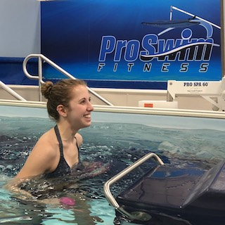 Stacie's Therapy Journey with #Aquatics