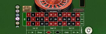 Casino Tropez Premium European Roulette