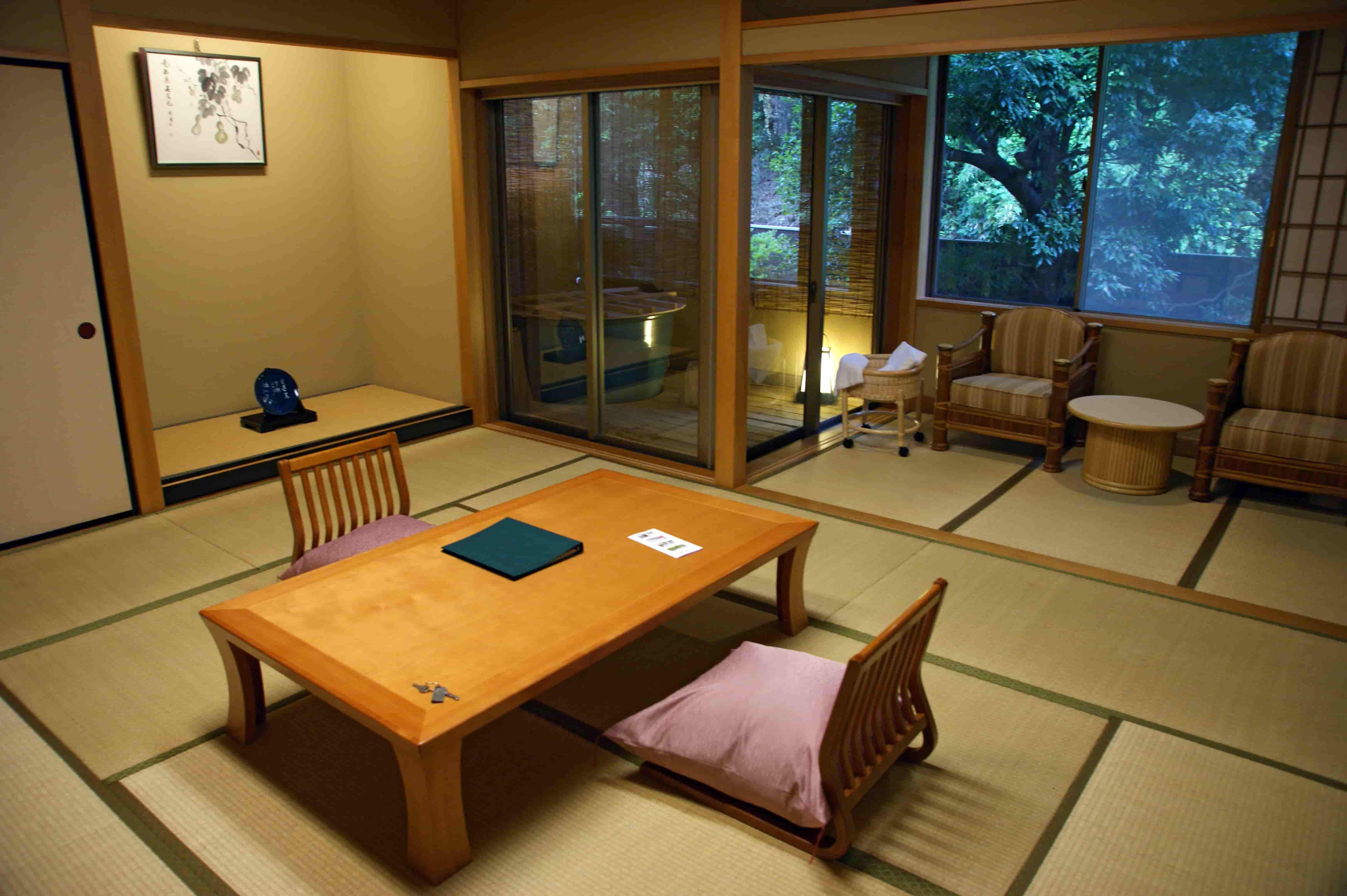 ryokan accommodations in japan