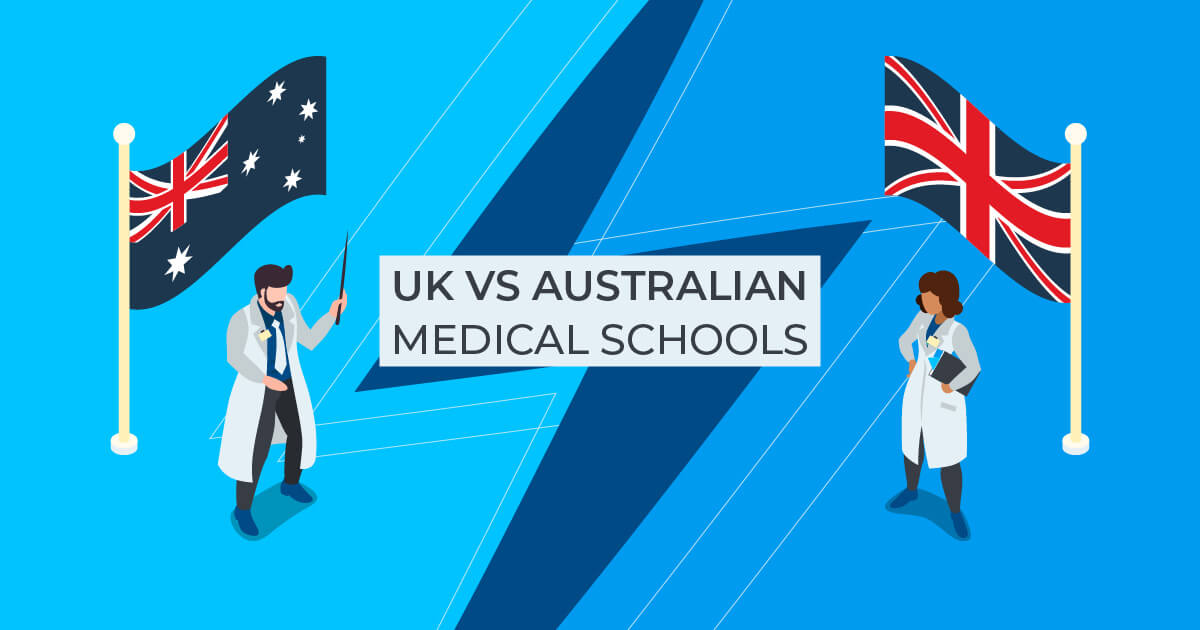 uk vs australian medical schools