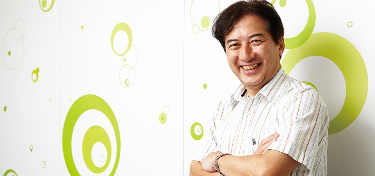 株式会社システムインテグレータ 梅田弘之 独自の発想と技術で生み出す時間を与えるソフトウェア