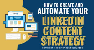 How to Create and Automate Your LinkedIn Content Strategy