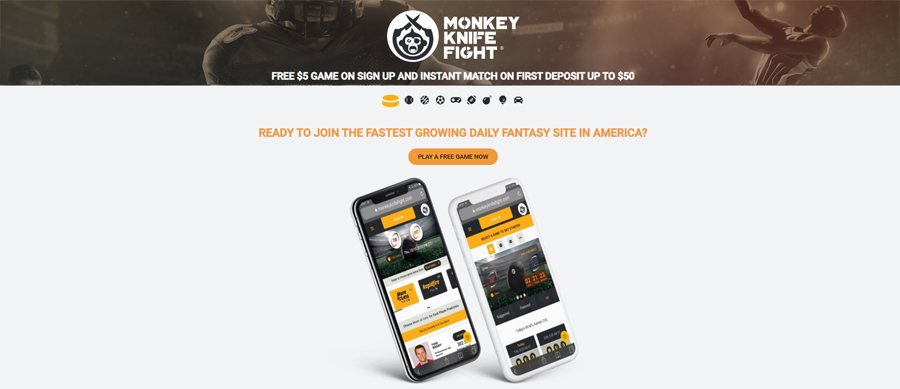 Monkey Knife Fight Review
