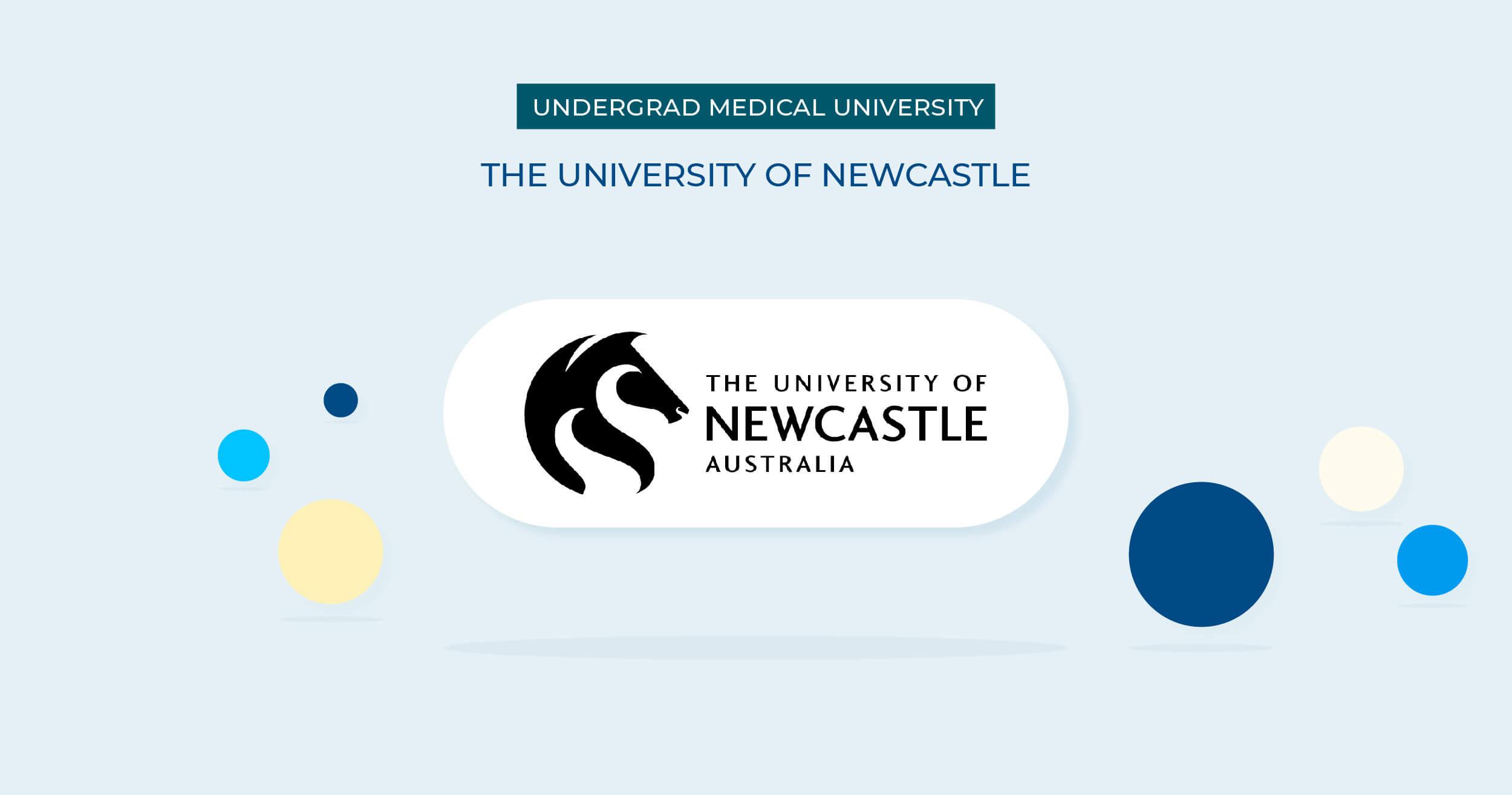 University of Newcastle Undergraduate Medicine Australia
