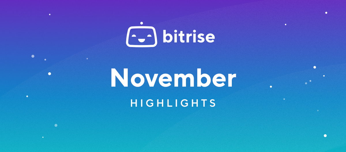 November highlights