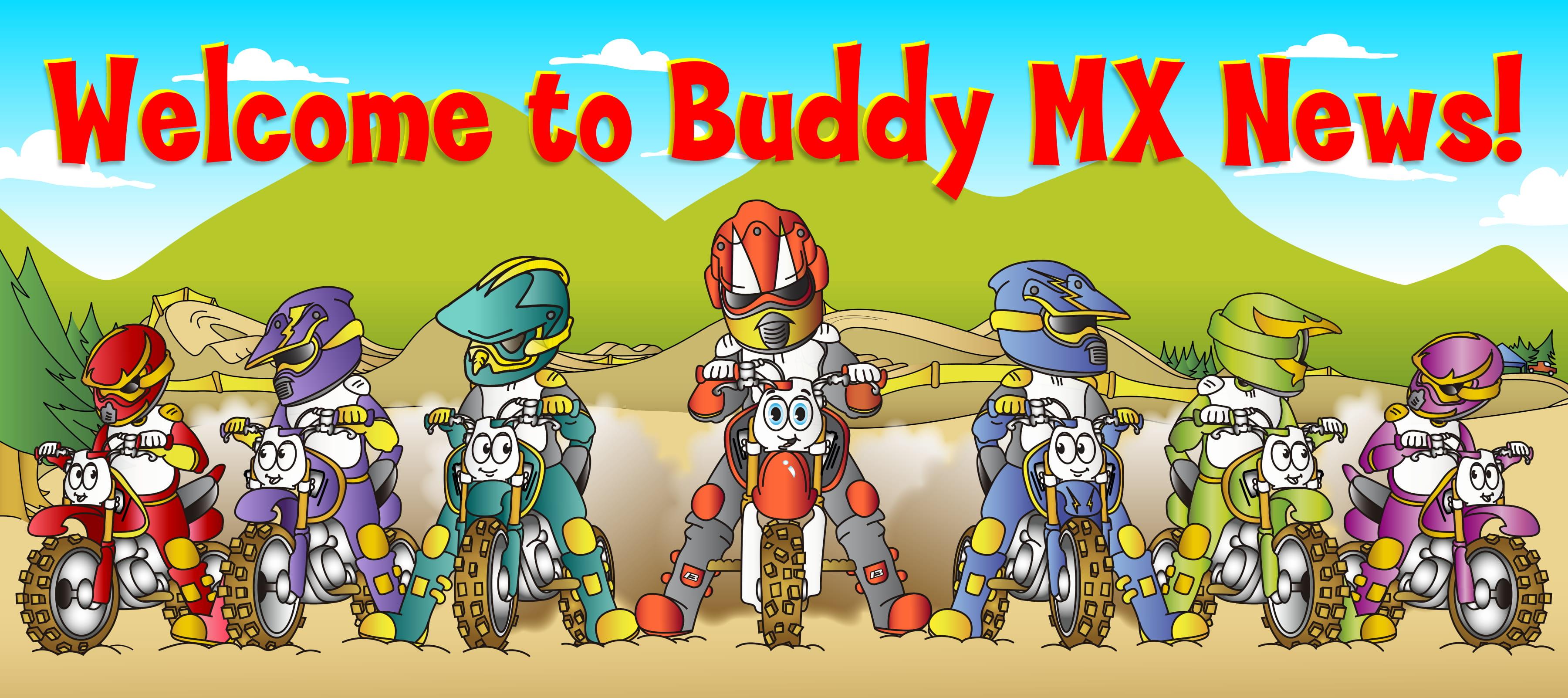 Welcome to Buddy MX News!