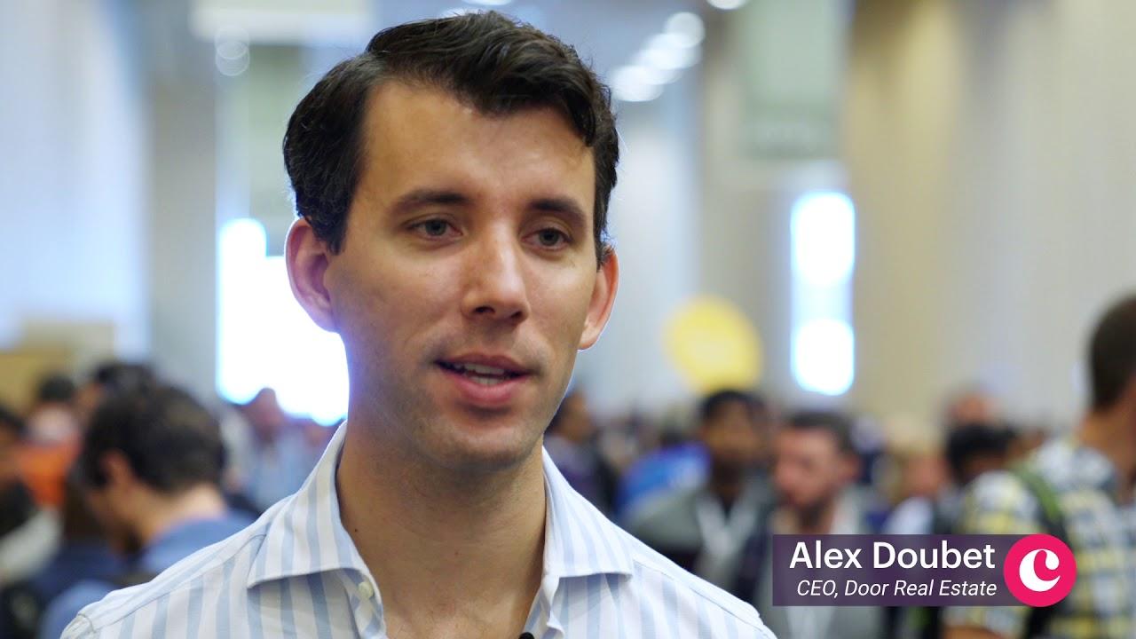 Alex Doubet awarded the Dallas EY Entrepreneur of the Year 2018