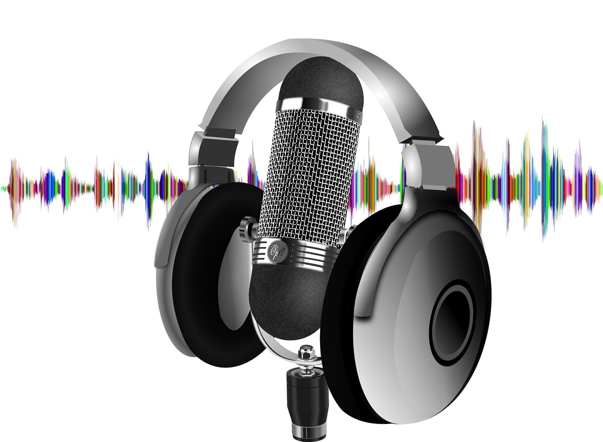 Podcast Pixabay image