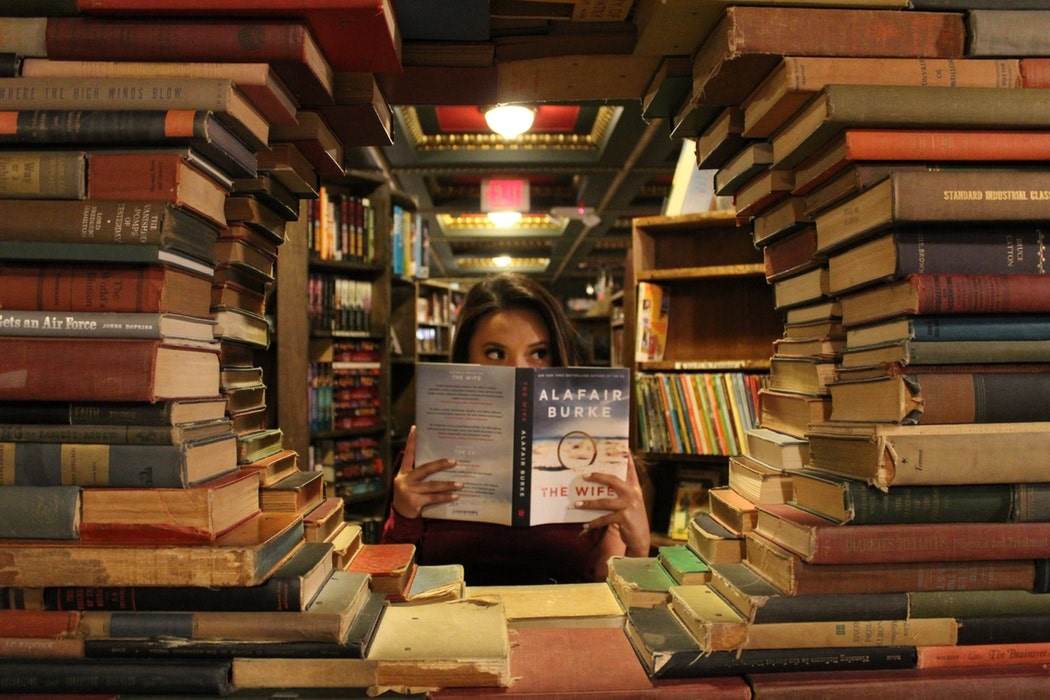 The Last Bookstore is the perfect place to visit in LA for bibliophiles