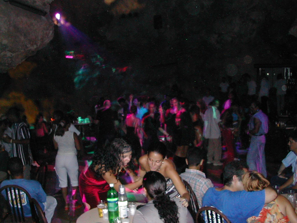 Nightlife in Trinidad Cuba