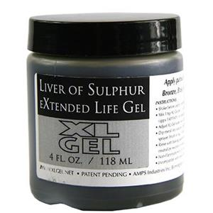 Liver of Sulfur