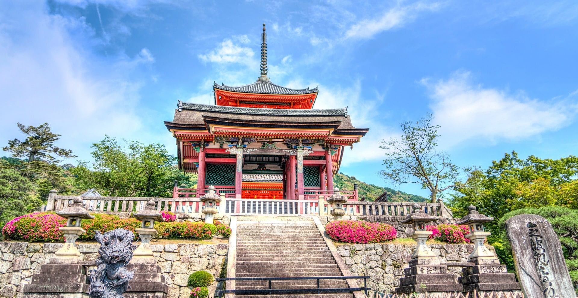 The tranquility of Senso-ji makes it a top Tokyo point of interest