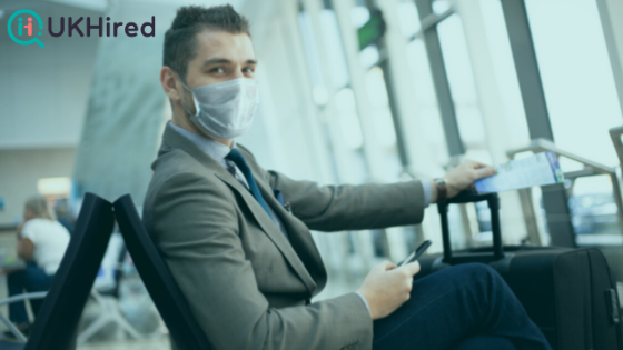 Business travel during covid-19 pandemic