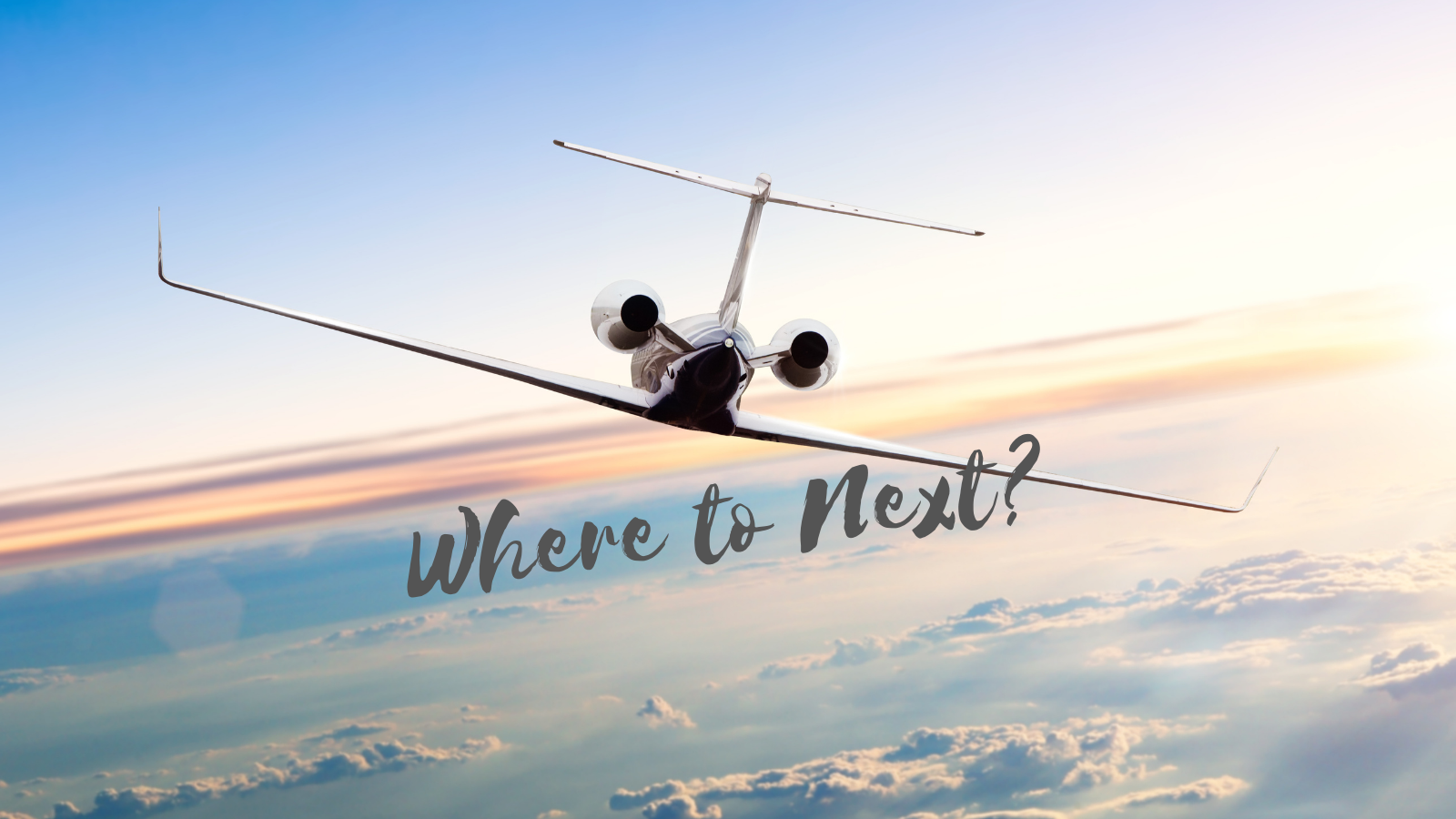 For your next trip, choose SimpleCharters for private jet charter service.