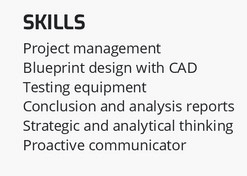 Skills for a civil engineering resume