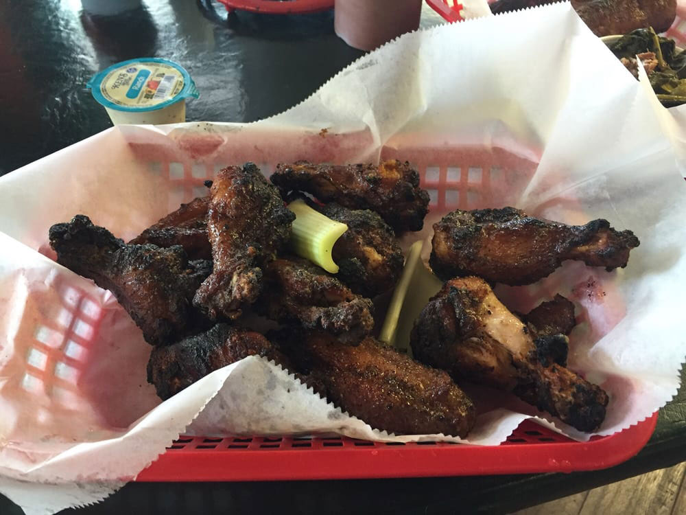 Pit Boss BBQ Wings in Atlanta